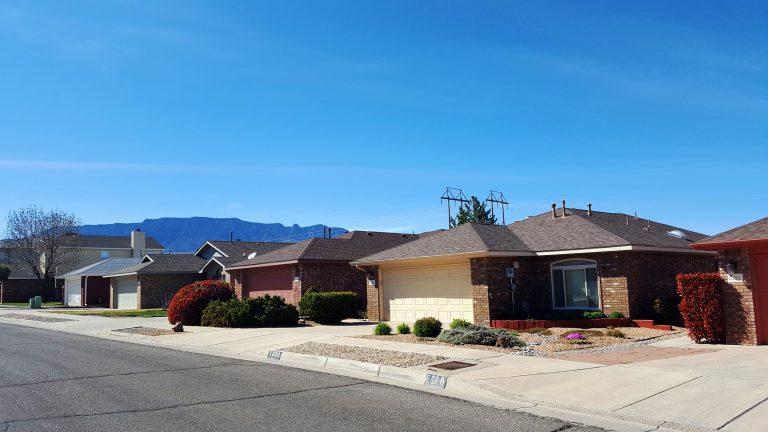 Academy Acres Albuquerque Homes