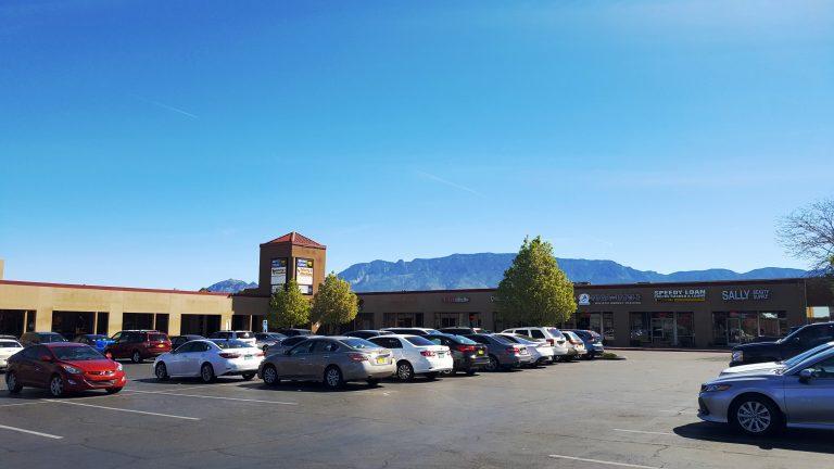 Far North Shopping Center