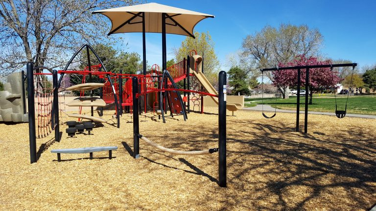 Sister Cities Park Playground