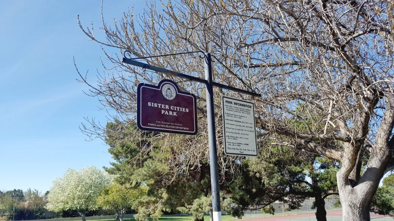 Sister Cities Park