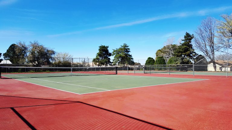 Sister Cities Park Tennis Court